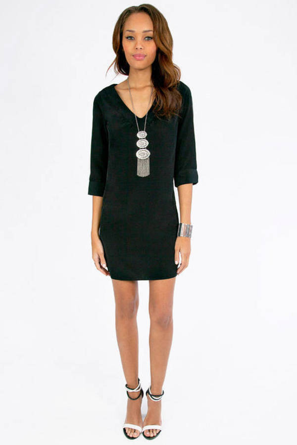 Valerie Shift Dress