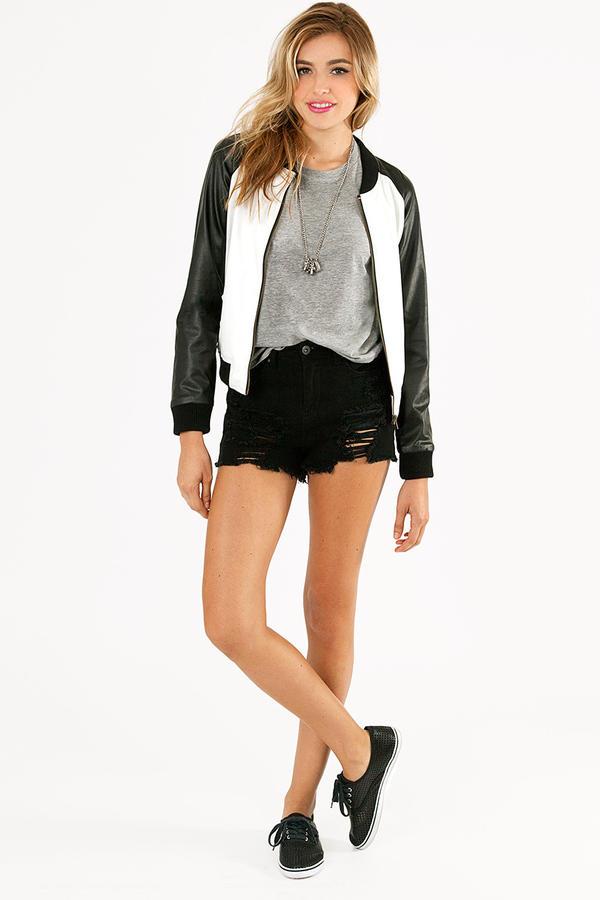 Trisha Bomber Jacket