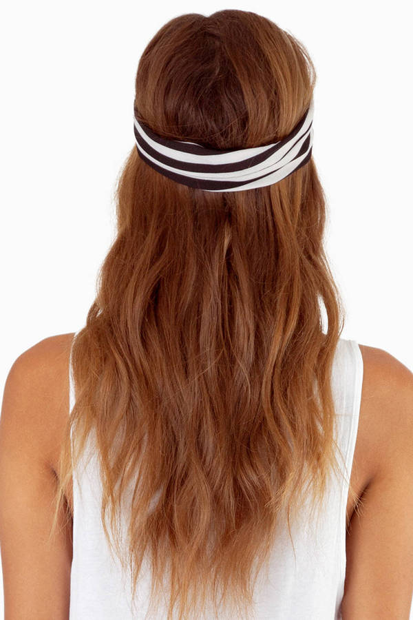 Twist and Shout Headband