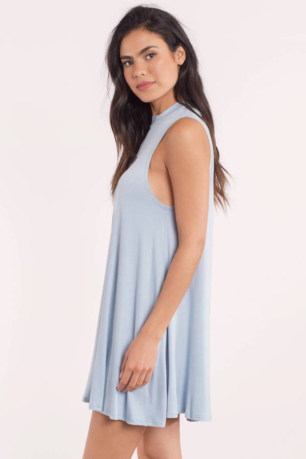 Blue Dresses | Navy Blue Dresses, Light Blue Prom Dresses | Tobi