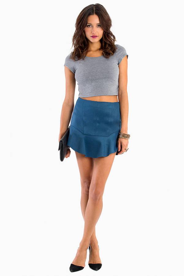 Better Flouncy Skirt