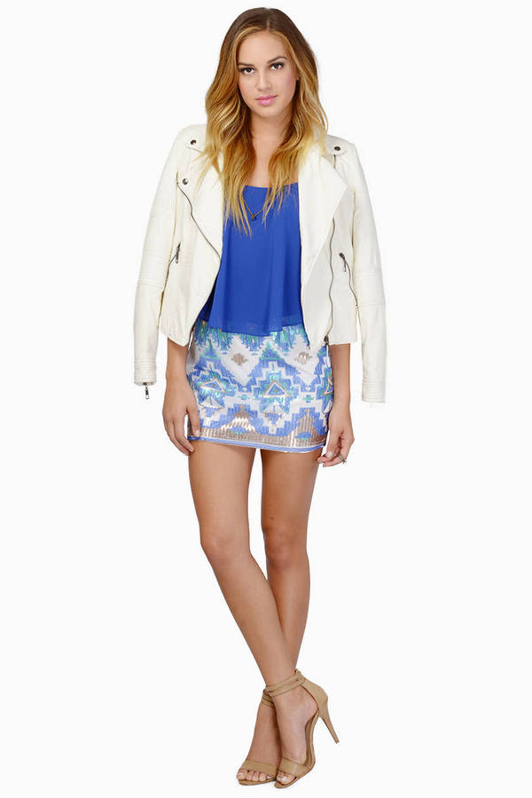 Glitz Bodycon Skirt