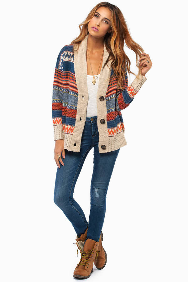 Charlene Sweater Cardigan