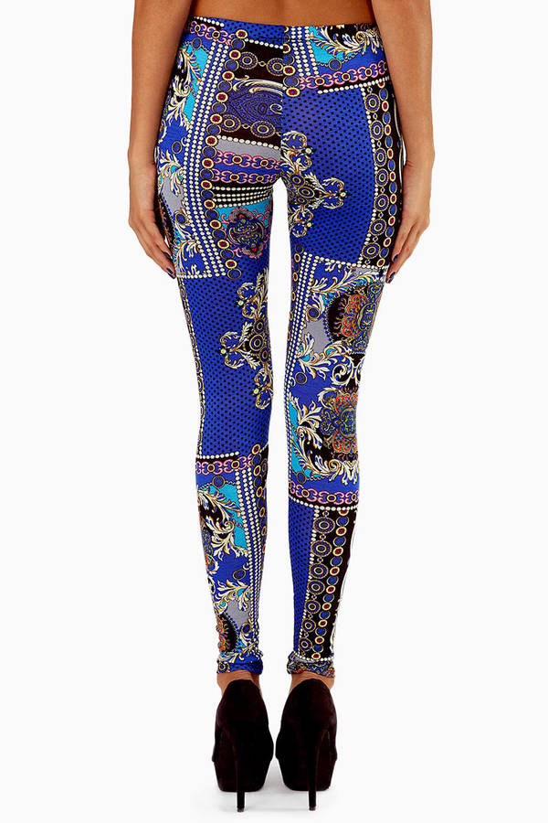 If It Ain't Baroque Leggings