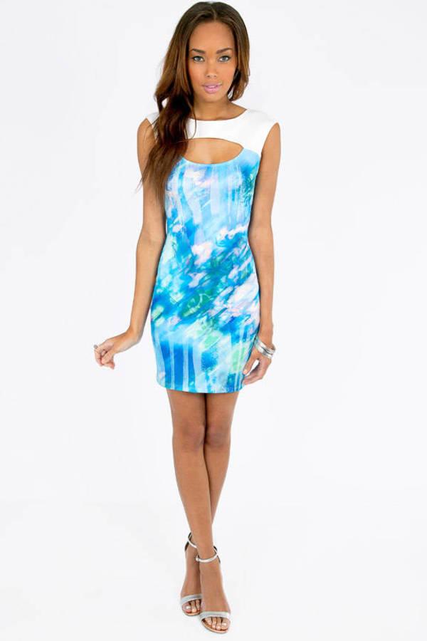 Sweet Oasis Dress