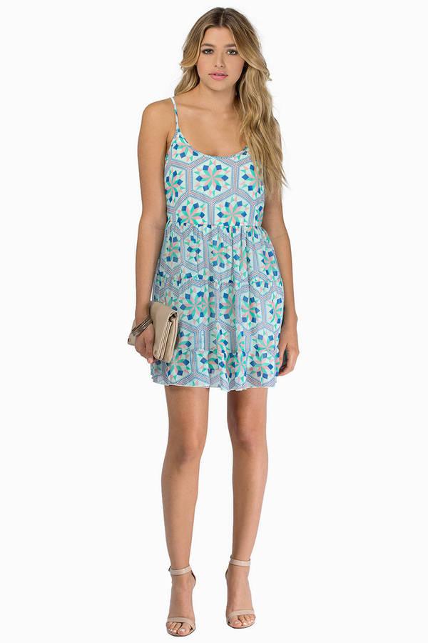 Sydney Collide Scope Dress