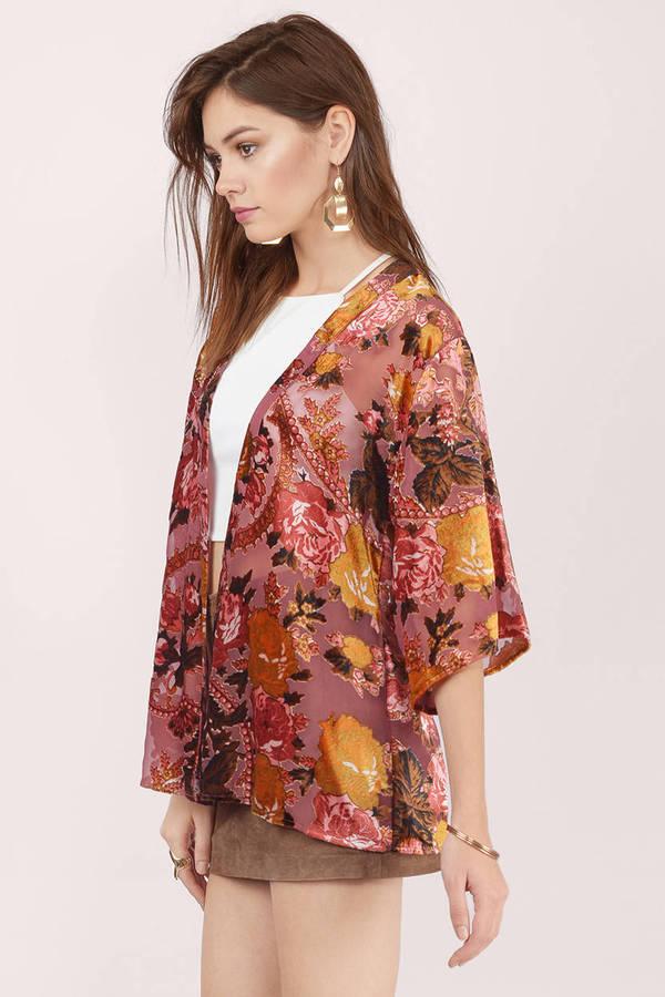 Kimonos | Kimono Cardigans, Kimono Jackets, Floral Kimono | Tobi