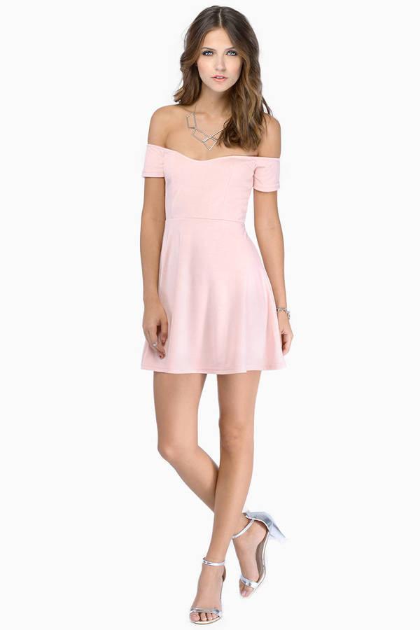Skating Around Dress