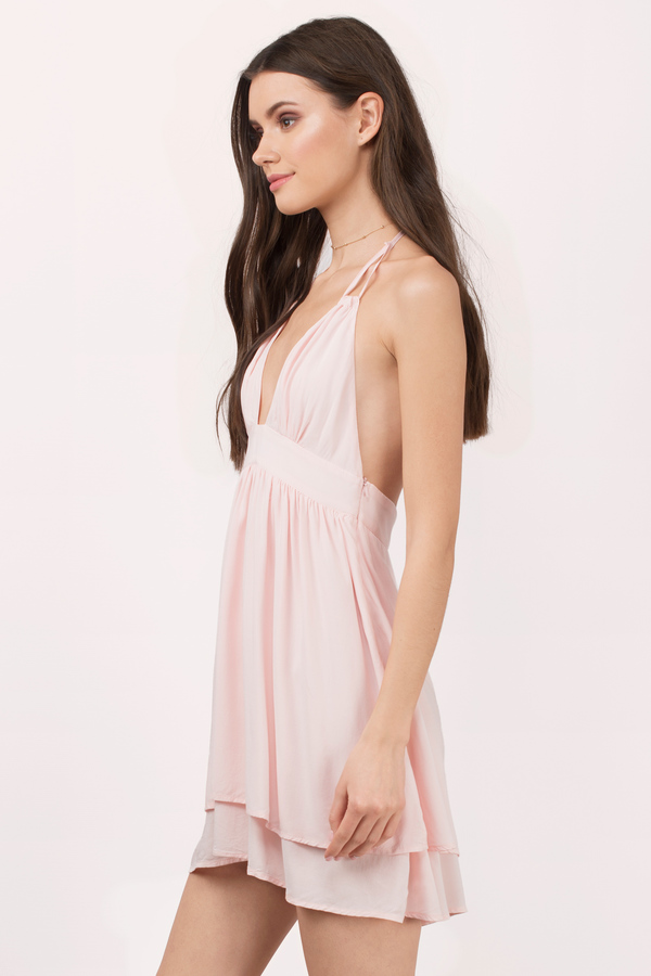 Sure Thing Babydoll Dress