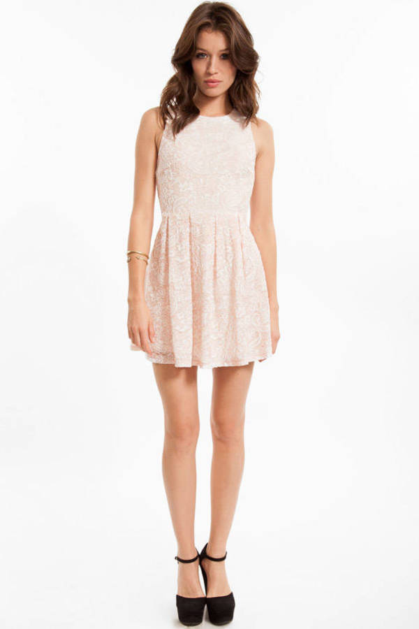 Tyra Lace Dress