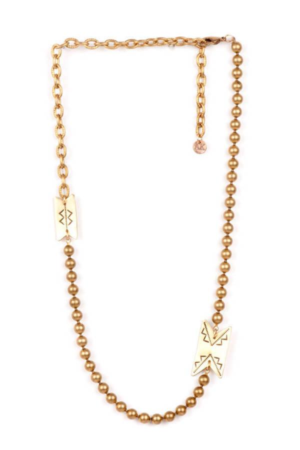 AK Vintage Jewelry Power of Two Wrap Bracelet