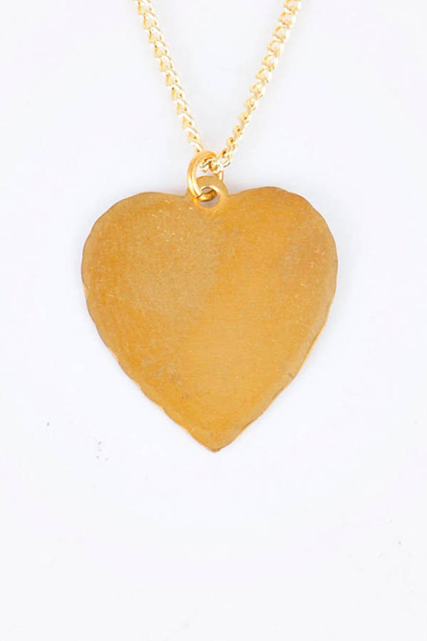 In God We Trust Sweet Nothings Necklace - With Love