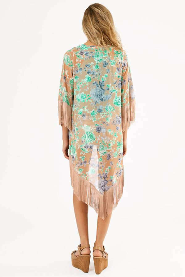 Ono Kimono Top