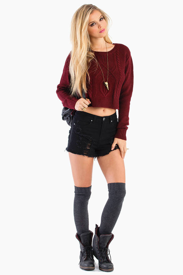 Alice Knit Sweater