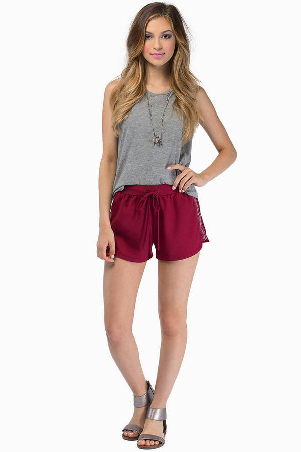 Aspen Drawstring Shorts