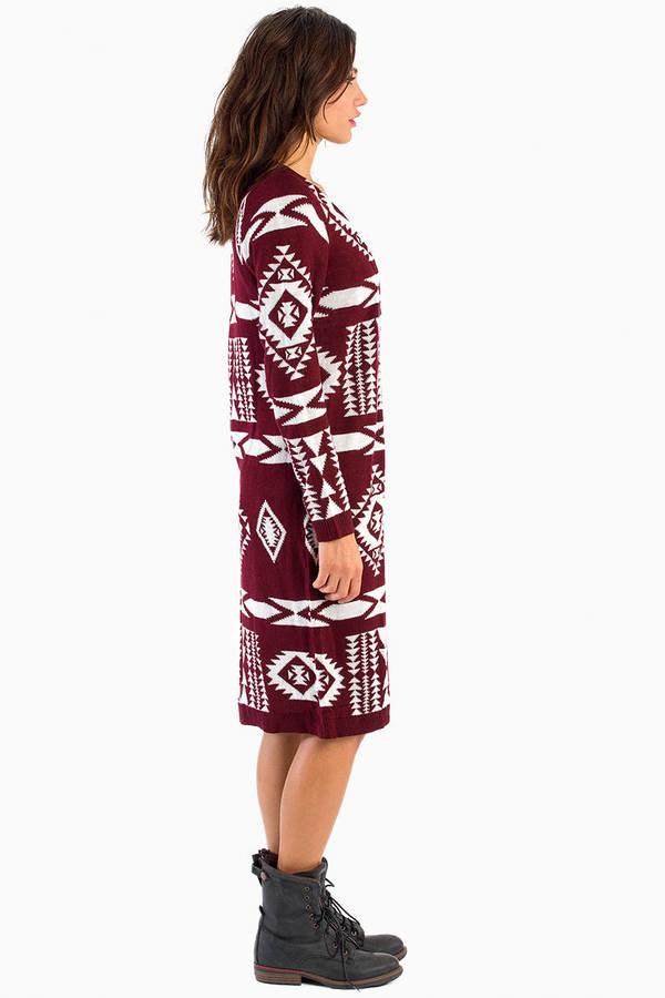 Aztec Love Cardigan