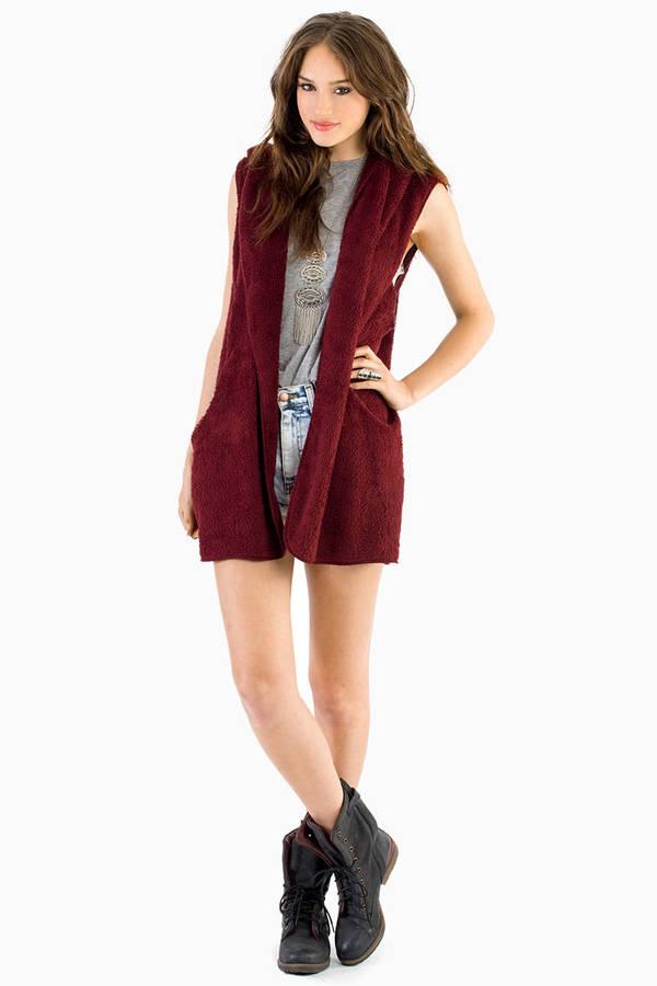 High Hopes Fur Vest