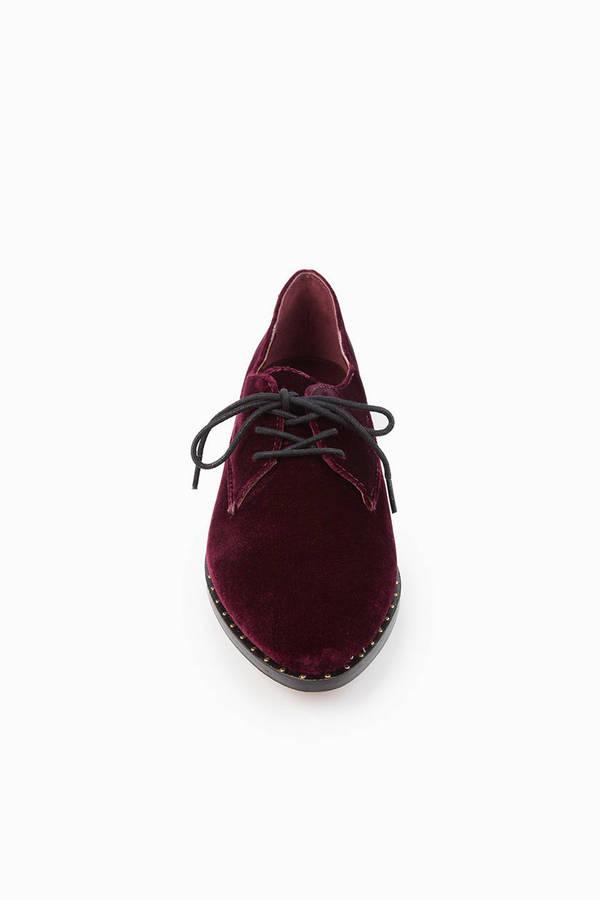 Report Footwear Tahoe Oxfords