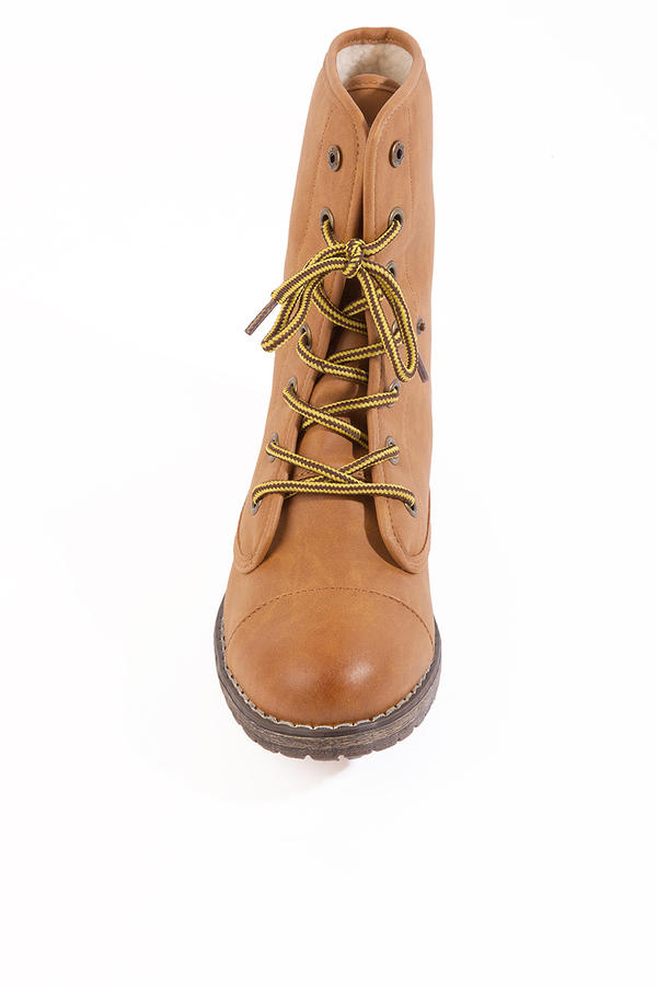 Dirty Laundry Raeven Lace Up Boot