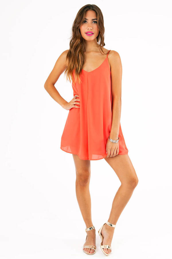 Feeling Cami Shift Dress