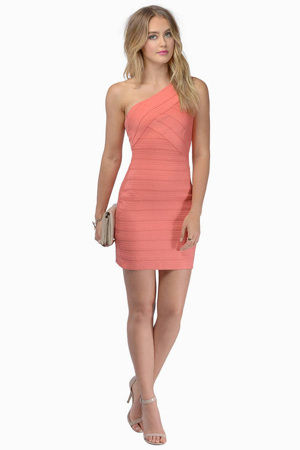 Held Hostage Bodycon Dress