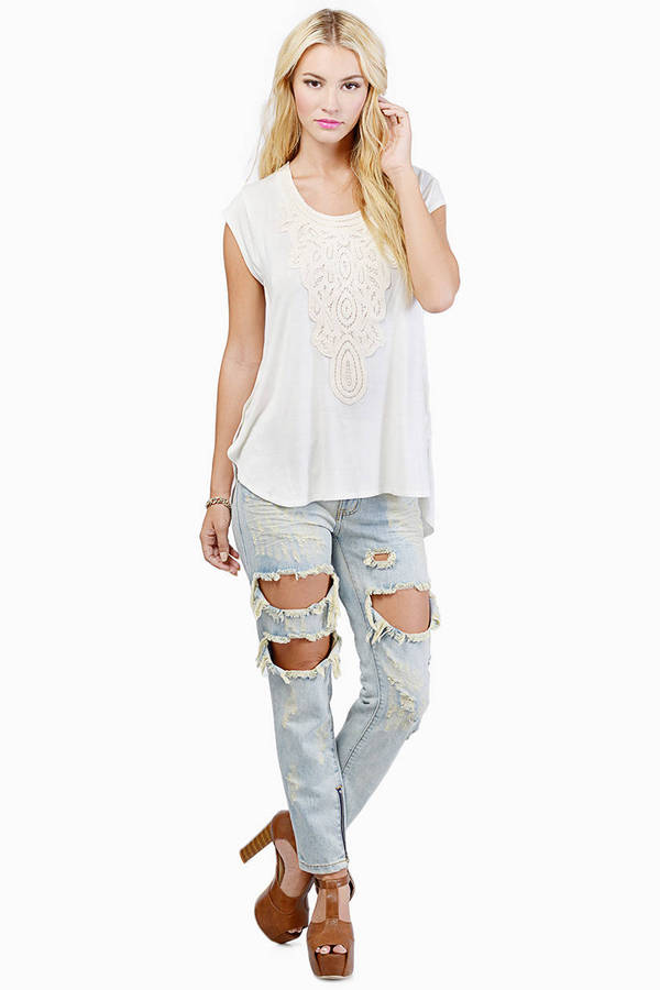 Adorned With Grace Top