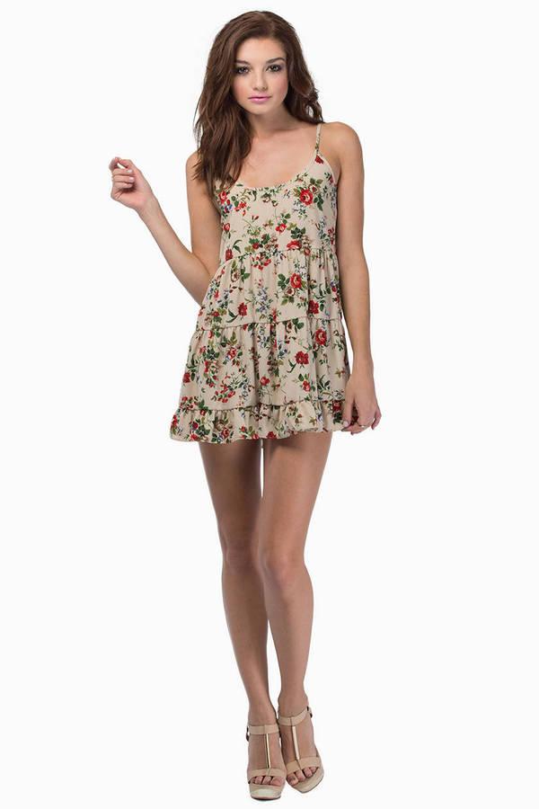 Monica Babydoll Dress