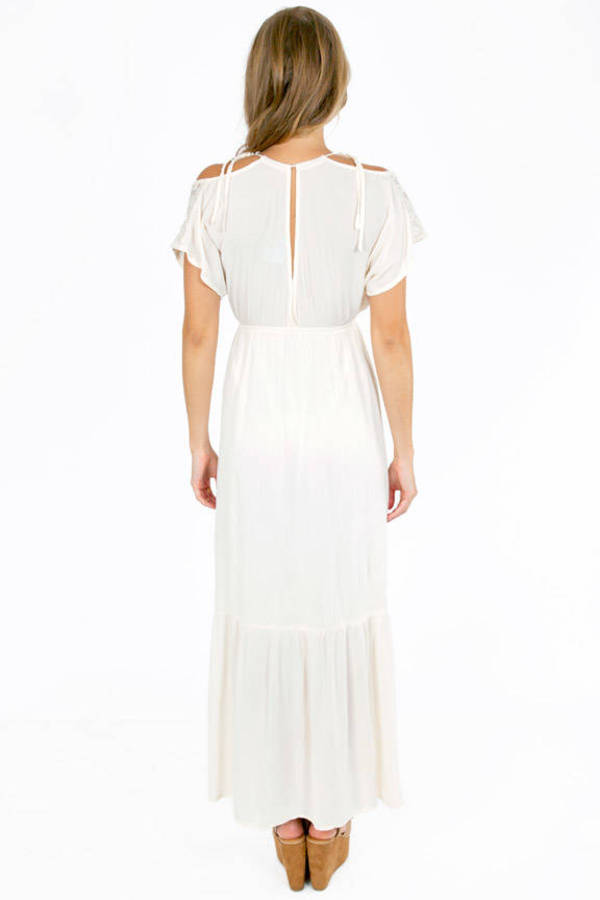Try This Angle Maxi Dress
