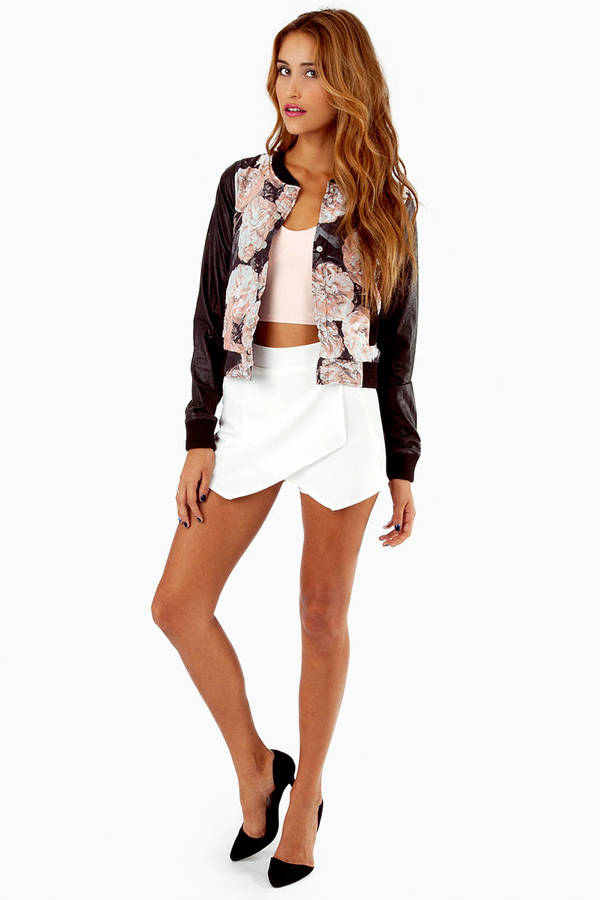 Gypsy Junkies Gypsy Varsity Bomber Jacket