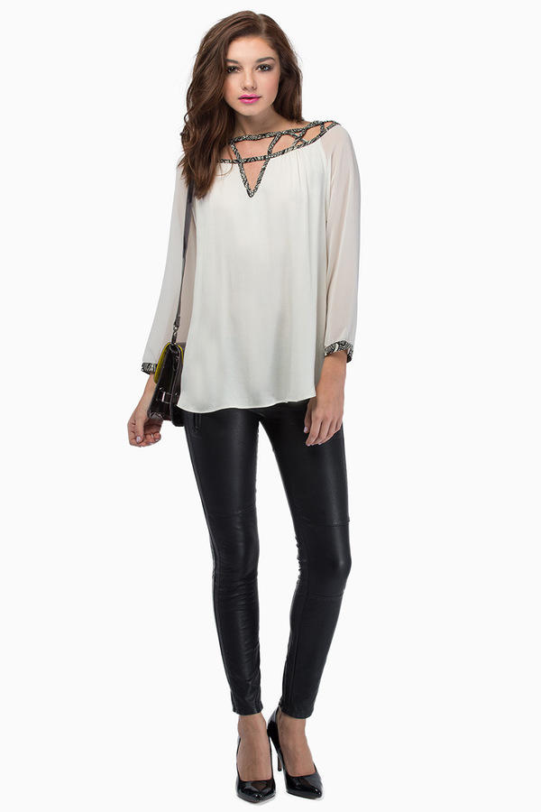 Gentle Fawn Valencia Top