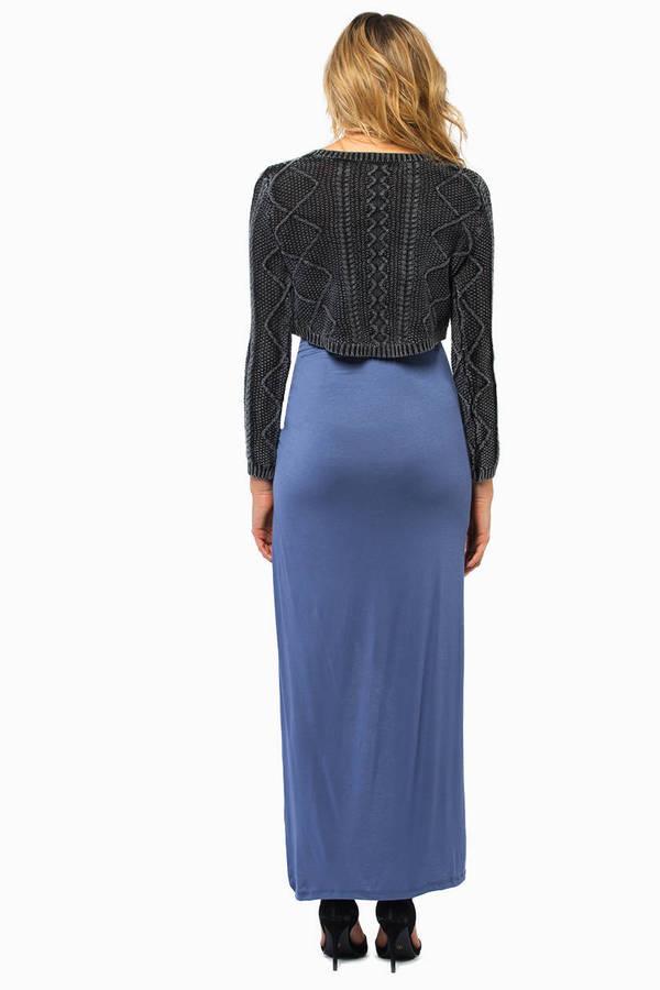Hello Hannah Shirred Skirt