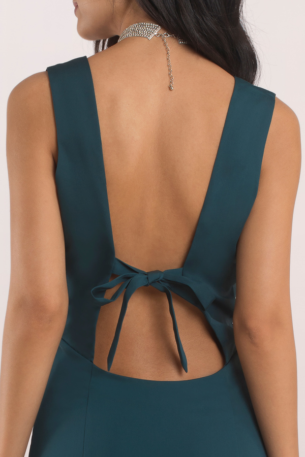 Ivy Emerald Maxi Dress - $88 | Tobi