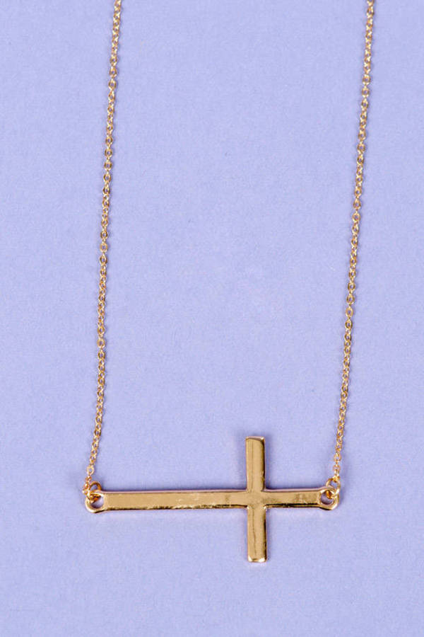 Crossways Necklace