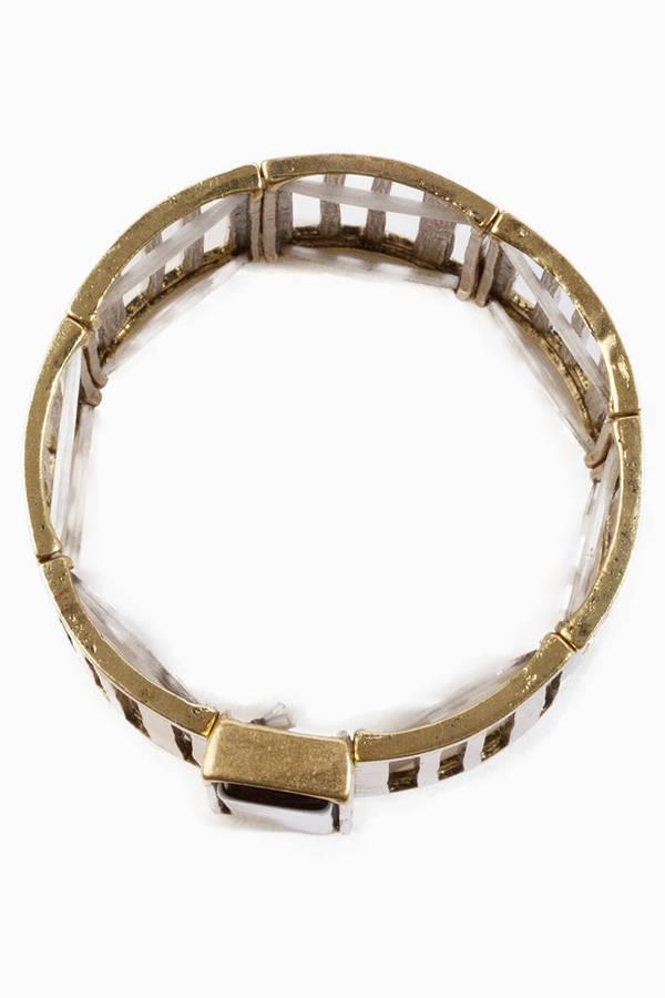 Diffraction Bracelet