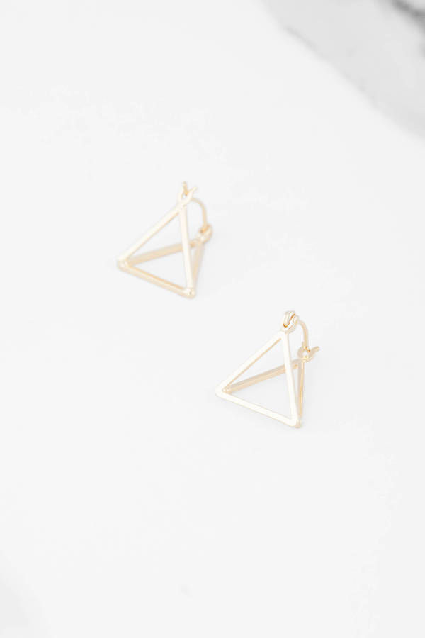 geometric all earrings blue the marble e gojane com