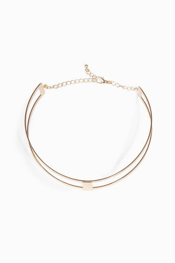 Ana Accessories Gypsy Cutout Choker