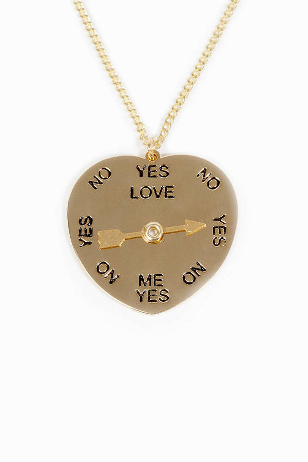 timi Love Me Not Spinster Necklace
