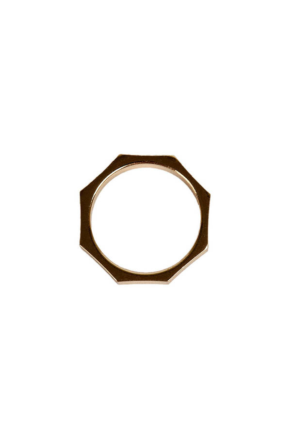 Plain Jane Ring