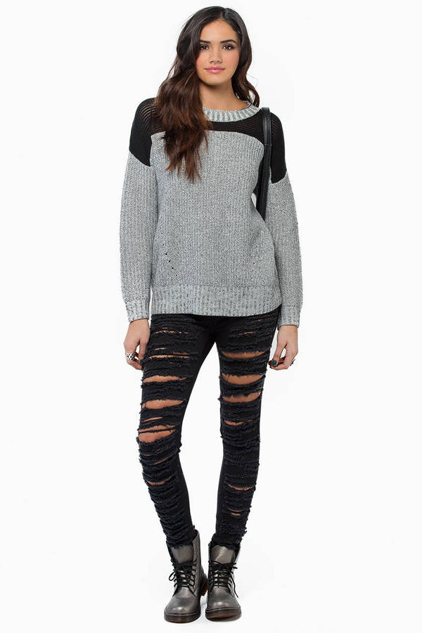 Rae Knit Sweater
