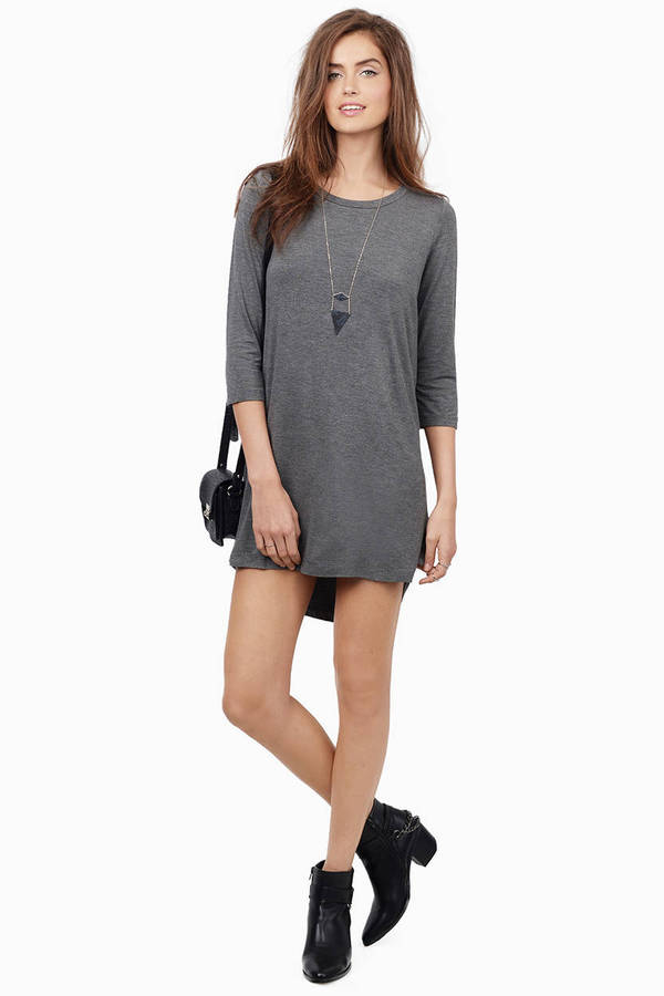 In Tunic with the Times Dress