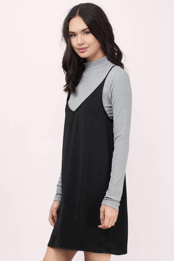 6af906b18492 Cute Grey Basic Top - Grey Top - Long Sleeve Top - Grey Basic - C  5 ...