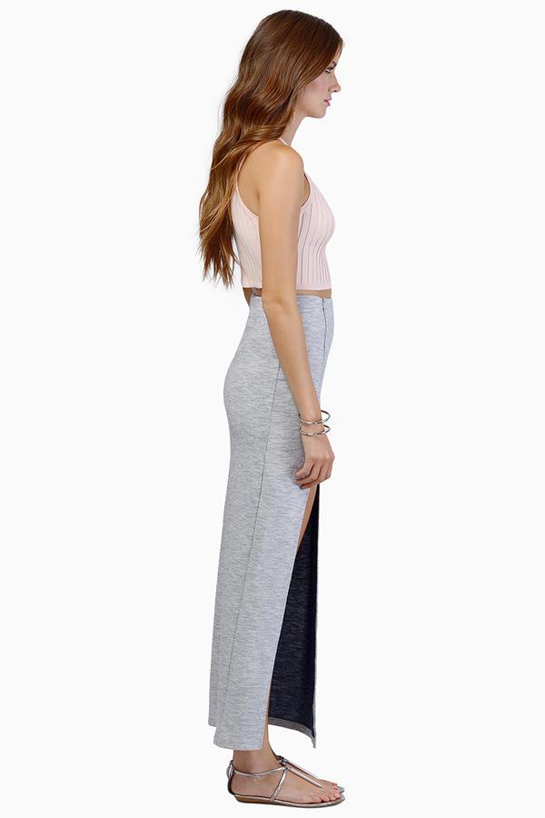 Meet Me Halfway Skirt
