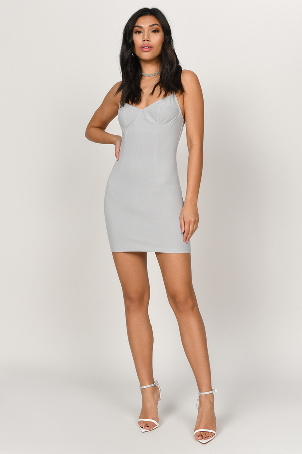 dd0a255272f2 Mini Dresses | Sexy Short Dresses, Cute Red & White Mini Dress | Tobi