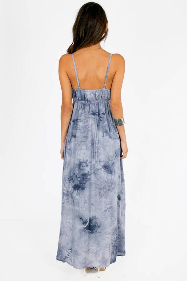 Hazy Days Maxi Dress