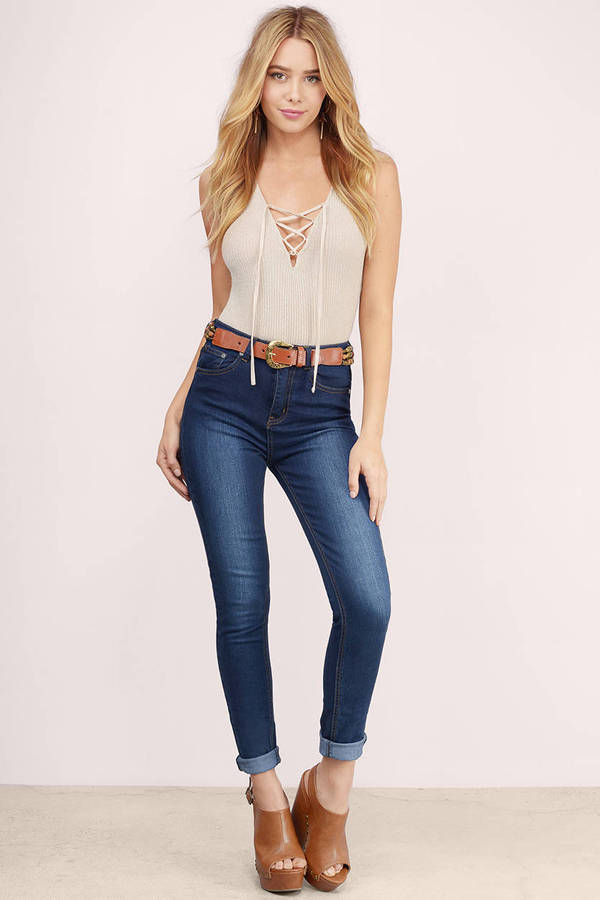 Doheny Mid Rise Jeans