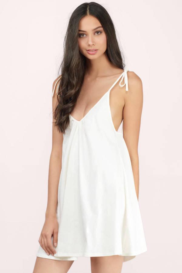 White Dresses For Women  White Maxi Dress White Lace Dress  Tobi