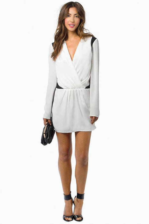 Finders Keepers Lose Yourself Long Sleeve Dress