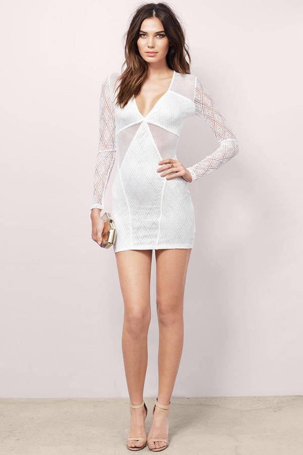 Diamond Dime Lace Dress