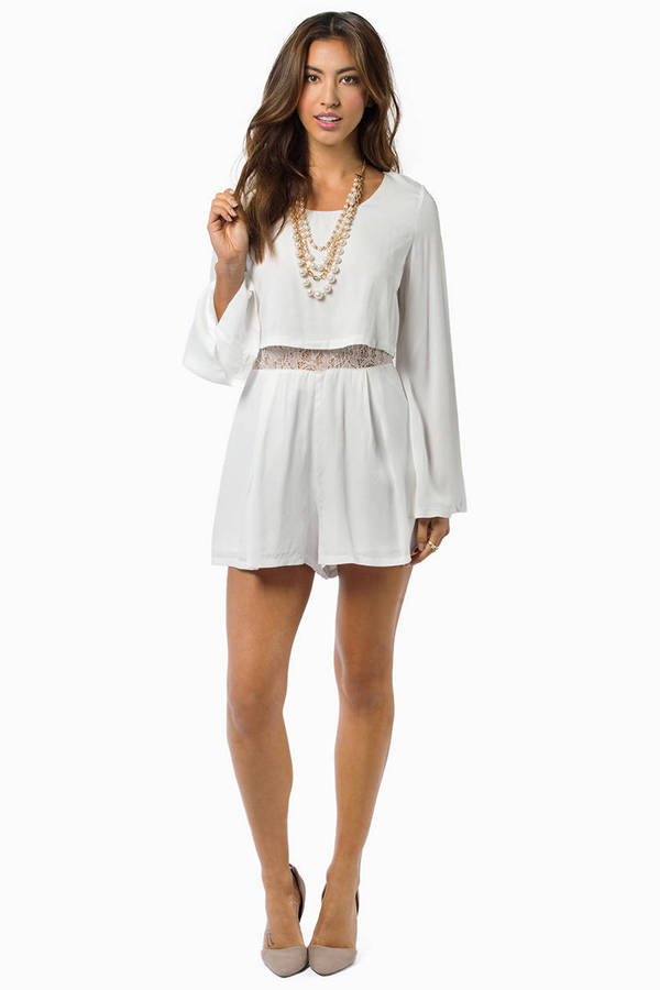Ethereal Romper