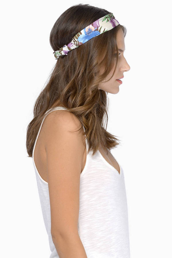 Freesia Headband